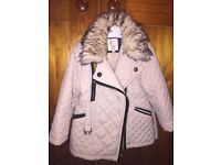 9-12mth girls coat