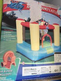 Airflow Bouncy Castle