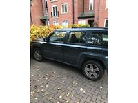 2008 Jeep Patriot Sport 4WD, not Range Rover, BMW, X5, Audi