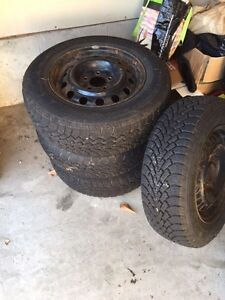 ***WINTER TIRES NEED GONE FAST*** London Ontario image 1