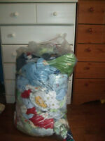 HUGE lot of Baby boy clothes 0-12 months