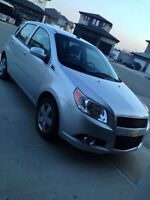Chevrolet Aveo Hatchback 2011