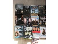 DVD box set selection (Region 2)