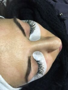 Waxing threading facials eyelashes extensions  10 year of exp Cambridge Kitchener Area image 4