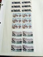 Timbres canadiens neufs
