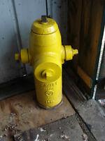3 fire hydrants
