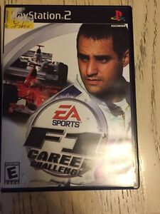 PS2 games - 5 different sports titles London Ontario image 2