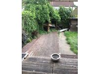 3 bed house barking open to areas