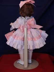 Meggan's Collectors Canadian Procelain Handmade Doll Partytime London Ontario image 6