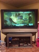 60 inch rear projection hdtv