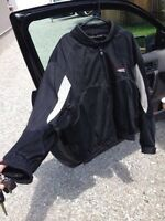 Jacket Cloth Motorcycle 5X Vega Technical Gear