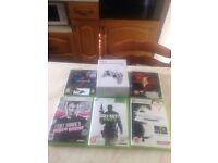 Games/DVDs