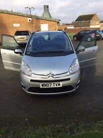 citroen c4 grand picasso 2007 full service history 2 owners