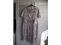 Berketex dress ideal for wedding size 18