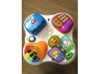 Fisher Price Laugh & Learn Activity/ play table
