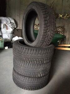 Pneus d'hiver 195/55R16 winter tires Gatineau Ottawa / Gatineau Area image 1