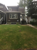 2 Bedroom Newer Construction Basement Suite July 1 Close To UofR