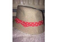 Matalan Girls hat