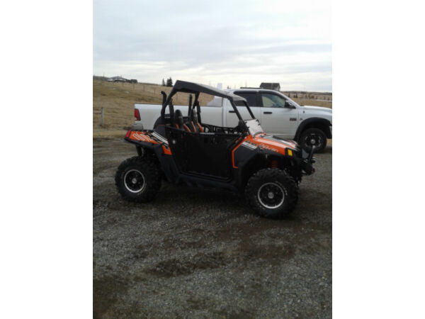 Used 2012 Polaris RZR
