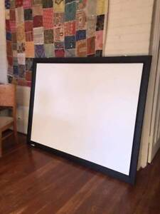 LCD projector screen Screen Technics top quality home movies! Kensington South Perth Area Preview