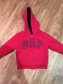 Age 2-3 Gap hoodie