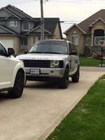 2003 Land Rover Range Rover HSE...96050kms mint condition