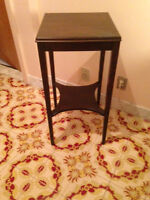 #11 Antique Tall Table