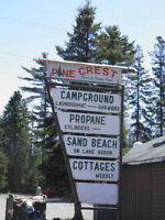 Pine Crest Tent and Trailer Park