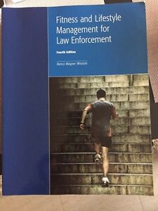 Fitness and lifestyle management in law enforcement