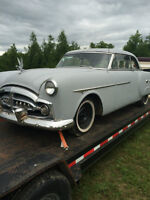 1951 Packard two door hard top- runs like mint