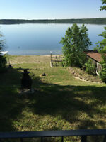 Lakefront Cabin for sale on Beaver Lake (Lac La Biche)
