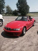 2000 BMW Z3 Coupé (2 portes)