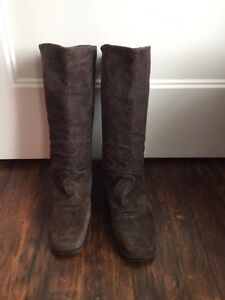 Leather Boots size 11