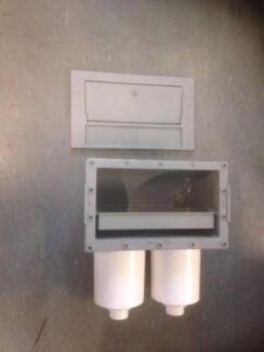 Waterways Dual Filter Skimmer Box (SPA