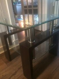 A side table