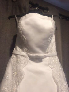 Gorgeous Wedding Dress REDUCED
