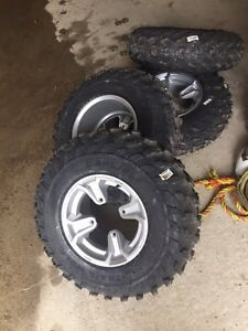Atv Tire and wheels BRAND NEW