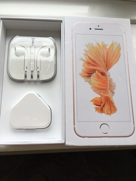 Sim free iphone 6s 64gb warranty 2017 rose gold not on contract with receiptin Moortown, West YorkshireGumtree - Please read advert if your reading this then iphone is still available so dont email asking if it is available.NO OFFERS SO DONT OFFER LESSNO SWAPS CASH ON COLLECTION ONLY PLEASE DONT WASTE YOUR TIME AS ADVERT IS VERY CLEAR. unlocked iphone 6s 64 gb...