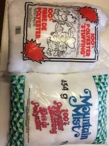 8 Bags Polyester Stuffing