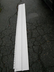 Grey Vinyl Siding