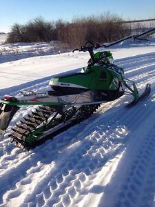 2013 Arctic cat hcr 800