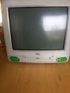 imac I mac Apple Vintage Old Computer Kitchener / Waterloo Kitchener Area image 1
