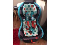 Cosatto monster carseat