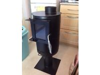 Wood burner wood burning stove