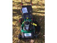 Qualcast self-propelled petrol lawnmower