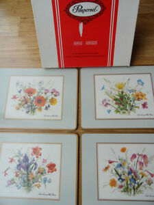 Pimpernel Place Mats (Vintage) Cambridge Kitchener Area image 1