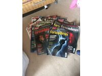Magazines fourteen times