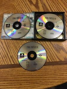 RARE PS1 GAMES *READ DESCRIPTION* London Ontario image 4