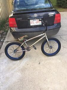 WeThePeople custom bmx bike