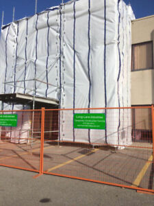✪✪✪ Temporary Construction Fence & Commercial Fencing ✪✪✪
